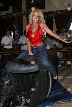 Tina Jordan at the Tina Jordan and Kerry O'Connell At The Saddle Ranch,  The Saddle Ranch Chop House, West Hollywood, CA 07-17-05