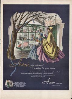 vintage avon ads   Avon_ad