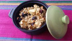 Gezond eten met Karen: Gebakken havermout ontbijt