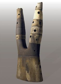 francesca d'alfonso's ceramic sculpture | Daily Art Muse