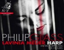 My review of Philip Glass music played on Harp by LaviniaMeijer (recorded in 5.0 surround sound!)