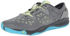 Nice Merrell Women's All Out Shine Walking Shoe,Monument,6.5 M US
