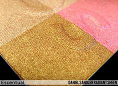 Daniel Sandler Instant Radiance #Swatch