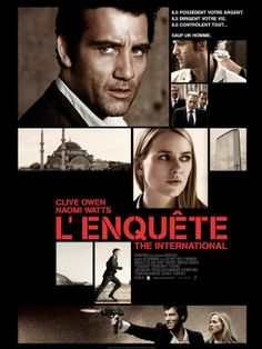 L'Enquête : The International, Tom Tykwer, 2009