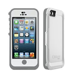 OtterBox Preserver for the iPhone 5 and 5S in White and Gray $89.99