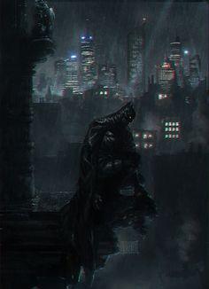 Batman by memed.deviantart.com}-> repinned by www.BlickeDeeler.de