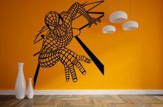¡Hola amigos! Te queremos presentar a uno de los superhéroes más famosos y queridos de la historia del comic y cine. Preciosos y originales vinilos decorativos spiderman. ¡Descubre nuestra colección de vinilos juveniles! Variedad de medidas y 23 colores disponibles. https://www.vinilosdecorativos.com/vinilos-decorativos-juveniles/spiderman-escalando.html