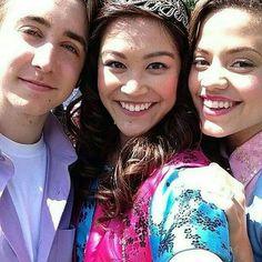 Cast of Disney's Descendants #my babies #beautiful cast