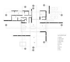 PA House,Plan 1