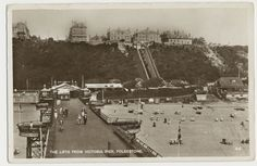 The Lifts from Victoria Pier Folkestone