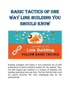 5 Popular #OneWayLinkBuilding Practices Followed Till Date – #backlinks #socialshare