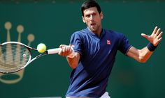 Djokovic thắng vất vả trong trận ra quân Monte Carlo