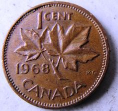 the value, prices and worth of everyday money. Pennies, nickels, quarters, dimes from every place and every time. Canadian Penny, Canadian Coins, Rare Coins Worth Money, Valuable Coins, Penny Values, Rare Pennies, Money Worksheets, Coin Auctions, Koken