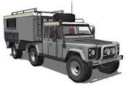 Image result for land rover defender camper