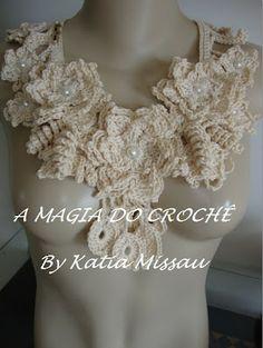 THE MAGIC OF CROCHÊ: Winter Accessory