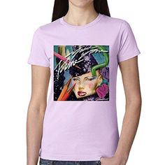 Grace Jones Fame Women TShirt Pink * Read more reviews of the product by visiting the link on the image.