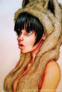 Style Challenge and colored pencils by oomizuao on deviantART