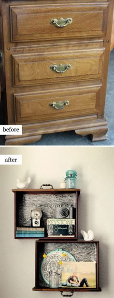 How To Repurpose Old Furniture 23 awesome makeover: diy projects & tutorials to repurpose old
