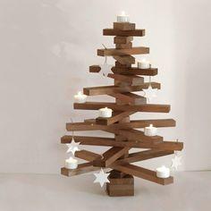 Juletræ: Inspiration til julepynt