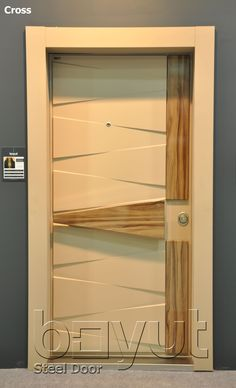 "*Model ""Cross"" *Steel Security Door, *Entrance Door Bad Room Design, Room Door Design, Door Design Interior, Wooden Main Door Design, Steel Security Doors, Flush Doors, Modern Front Door, Shutter Doors, Room Doors"