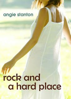 Rock and a Hard Place by Angie Stanton... Great book I just finished