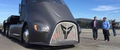 Thor ET-One Sets Out To Bring Down Tesla Semi!