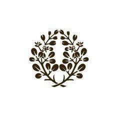 創作おはぎ専門店、おはぎ千家MIKINO-兵庫県神戸市中央区にある創作おはぎ専門のロゴマーク作成 Logos, Typography Logo, Collateral Design, Branding Design, Logo Inspiration, Badges, Japan Logo, Japanese Graphic Design, Logo Sign