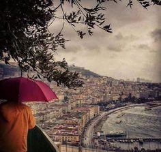 Pioggia di Napoli