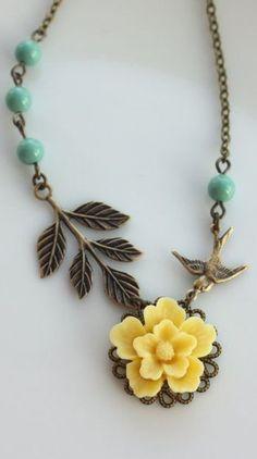 Cute little necklace