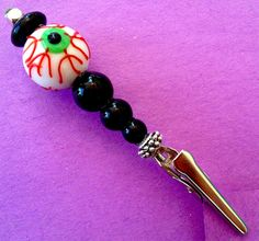 Bloodshot Eye Roach Clip - MADE IN COLORADO - 420 IS HERE!