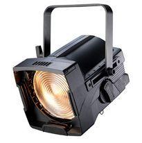 ETC PROYECTOR FRESNEL SOURCE FOUR  Con una lámpara HPL de 750 vatios  Tiene un rendimiento de un proyector convencional de 750 vatios.  Angulo de apertura de 20º a 65º.  Comodo ajuste del Zoom.  Fabricado en fundición e aluminio, de color negro.