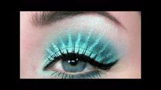 Statue of Liberty makeup idea by goldiestarling  http://youtu.be/kV4zS5GxQWE