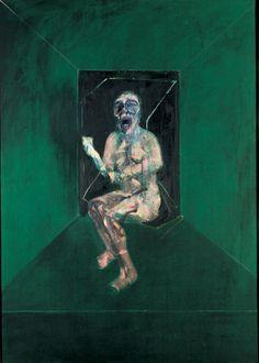 http://artecracy.eu/francis-bacon-esistenziale/Bacon, pittore esistenziale ai limiti della patologia estetica, nella scarnificazione dei volti ha trovato la sua sublime grandezza, ricerca spasmodica sull'uomo
