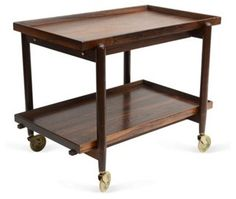 Danish Bar Cart | Cheers! | One Kings Lane