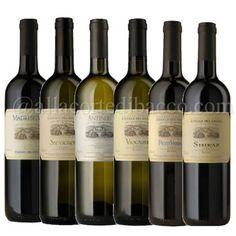 Buongiorno, oggi proponiamo una selezione di Vini bianchi e rossi del Lazio, prodotti dall'Azienda Casale del Giglio. Acquistando la selezione risparmi il 10% rispetto all'acquisto delle singole bottiglie. Scopri ora la nostra selezione. Prosit