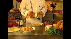 """Ecco il primo menu dal mio libro """"Carnia la mia terra"""" - Gnocchi di zucca al burro, salvia e semi di papavero - Tarassaco con ciccioli di anitra e aceto di lamponi - Anitra bollita con verdere e rafano"""
