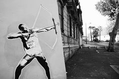 street, art, usain, bolt, love, sunra, illustration, artwork
