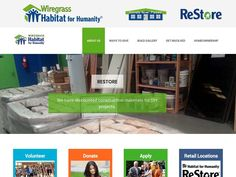 December 2019 redesign for Wiregrass Habitat for Humanity Wiregrass Habitat for Humanity provides affordable housing opportunities in Dothan AL. Donate Now, Habitat For Humanity, Construction Materials, Home Ownership, Affordable Housing, Design Development, Habitats, Restoration, December
