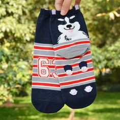 Jersey Dog Socks - Cute Dose - 2