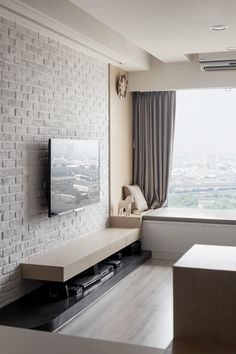 5 Design Tips for Your Dream Living Room – Voyage Afield Living Room Tv Unit, Living Room Decor, Tv Wanddekor, Living Room Designs, Living Spaces, Muebles Living, Tv Wall Decor, Interiores Design, Interior Architecture