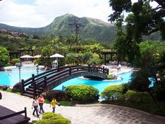 Tagaytay Highlands in Tagaytay, Philippines Tagaytay Philippines, Great Places, Beautiful Places, Places To Travel, Places To Go, Filipino Culture, Mindanao, Highland Homes, Quezon City