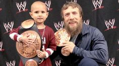 #thankyouconnor Welcome to the WWE Hall of Fame