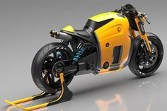 The sleek Koenigsegg motorcycle concept, inspired by the Swedish manufacturer. Koenigsegg Motorcycle concept by Moscow-based designer Maxim Burov… Koenigsegg, Concept Motorcycles, Cool Motorcycles, Motorcycle Design, Motorcycle Bike, Ducati, Motos Retro, Vespa Scooter, Bike Motor