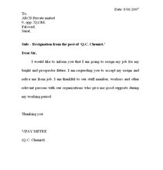 Essay best teacher your best essay corrector we are the people qc chemist jobs catchy resignation letter samples from the post of qc chemist for spiritdancerdesigns Image collections