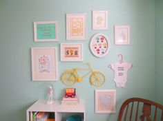 Turn your nursery into a work of art #BabyCenterBlog #ProjectNursery