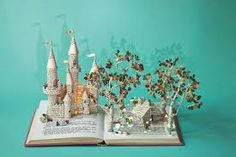 Image result for Su Blackwell The Fairy-Tale Princess
