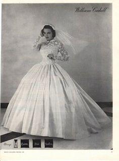 Vintage Wedding Photos, Vintage Bridal, Wedding Bride, Wedding Gowns, Marie, Magazine Covers, Bridal Accessories, Vows, Brides