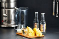 Pineapple soda syrup