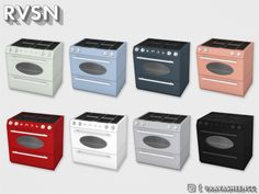 This nostalgic gas range highlights the value of traditional cooking methods with an aesthetically modern twist. This beauty comes in 8 colors. Found in TSR Category 'Sims 4 Large Appliances' The Sims 4 Pc, Sims Four, Sims 4 Tsr, Sims Cc, Living Room Sims 4, Sims 4 Cas Mods, Sims 4 Expansions, Sims 4 Cc Eyes, Sims 4 Kitchen