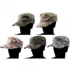 Casquette Camouflage militaire Hat armée extérieure(cinq couleurs)